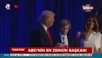 Trump'ın dudak uçuklatan serveti