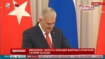 """Başbakan Yıldırım: """"Zor günler geride kaldı"""""""