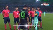 Barcelona:4 –  M'gladbach:0  Maç özeti - İşte Arda Turan'ın Golleri