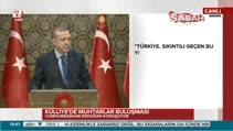"""""""Milletim oyunu gördü parasına sahip çıktı"""""""