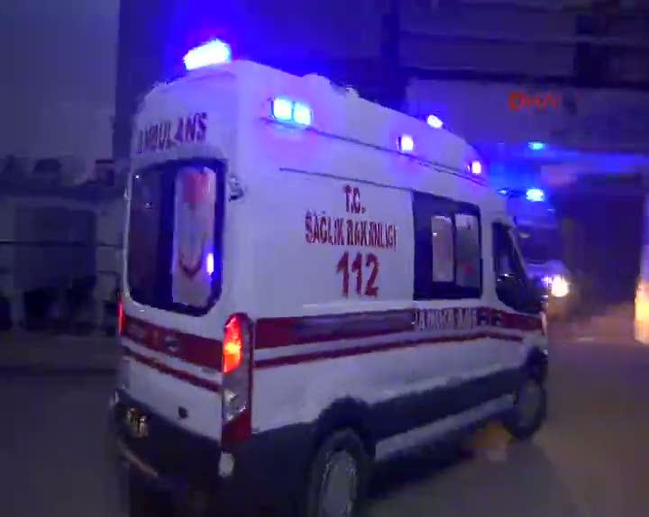 Otel inşaatında göçük: 3 yaralı