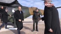 Bakan Fikri Işık, Savunma Füzesi 'Hisar'ın test atışına katıldı