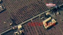 Türk Silahlı Kuvvetleri DEAŞ hedeflerini böyle vurdu