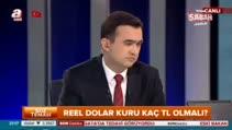"""Cumhurbaşkanı Başdanışmanı Yiğit Bulut """"Türkiye'nin döviz sorunu yok"""""""