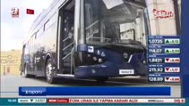 İşte Türkiye'nin ilk yerli üretim elektrikli otobüsü