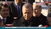 Cumhurbaşkanı Erdoğan: Milletimiz daha da yüklenmeli