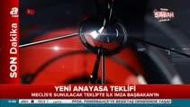 """Başbakan Yardımcısı Nurettin Canikli  """"Anayasa teklifi bugün Meclis'te"""""""