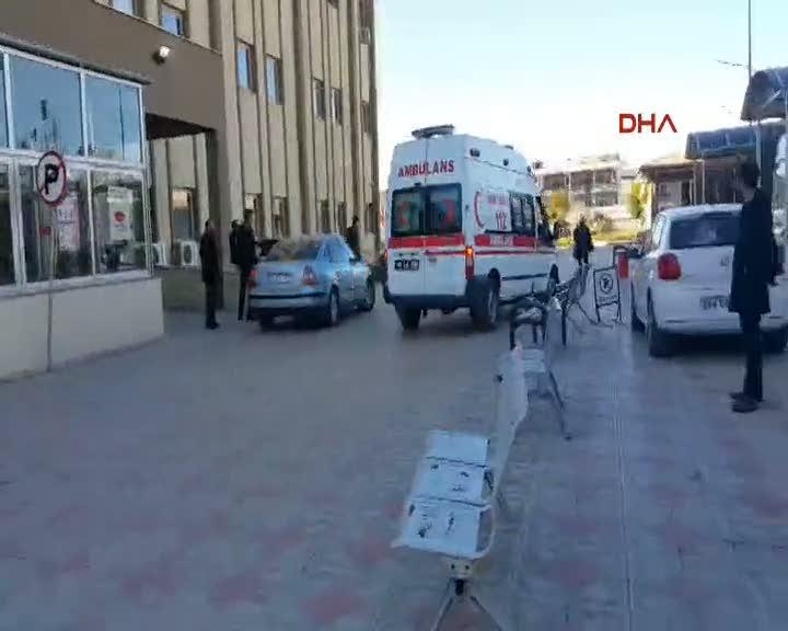 Kahta'da şoförlerin 'yolcu' kavgası: 9 yaralı