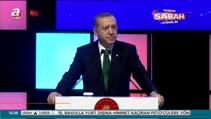Cumhurbaşkanı Erdoğan Türkiye İnovasyon Haftası Etkinliği'nde konuştu