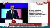 """""""Küresel saldırılara maruz kalmasaydık Türkiye çok farklı bir noktada olacaktı"""""""