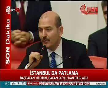 İçişleri Bakanı Soylu'dan ilk açıklama!