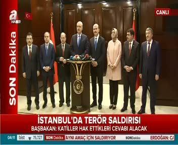 İçişleri Bakanı Süleyman Soylu: 29 şehidimiz var