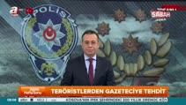 PKK gazeteci İlhami Işık'ın evine saldırdı!