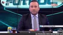 Rasim Ozan Kütahyalı Fenerbahçe berabere kalınca canlı yayına Adana kebap getirdi!