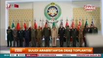Suudi Arabistan'da DEAŞ toplantısı