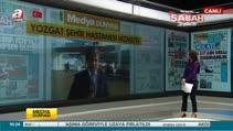 Türkiye'nin ilk şehir hastanesi, hasta kabulüne başlıyor