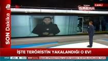 Son dakika haberi: Reina teröristinin yakalandığı evin içi görüntülendi