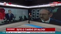 İşte Kemal Kılıçdaroğlu ile Savaş Ay'ın tarihi diyaloğu!