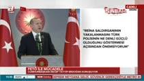 """""""Yeni yönetim sisteminin ülkemiz için hayırlı olmasını diliyorum"""""""