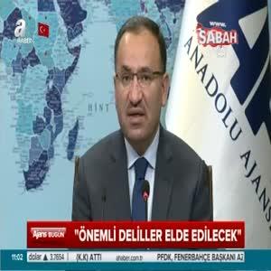 Adalet Bakanı Bozdağ'dan önemli açıklamalar