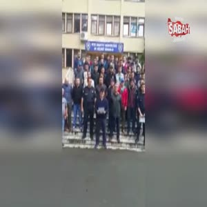Şehit Polis Miraç Kadir Özdemir'in okuduğu mektup gözleri yaşarttı!