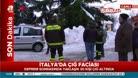 Son dakika gelişmesi: İtalya'da depremin ardından çığ düştü!