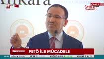 Bakan Bozdağ: FETÖ lideri suikast talimatı verdi