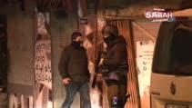 Okmeydanı'nda terör operasyonu : 5 gözaltı