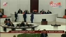CHP'li vekilin argo sözlerine Bahçekapılı'dan tepki!