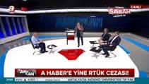 A Haber'e yine RTÜK cezası!