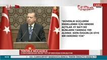 """""""Türkiye'ye diz çöktürmek istendi"""""""