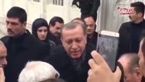Cumhurbaşkanı Erdoğan'ın koruması sosyal medyada olay oldu!