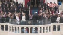 ABD Başkanı Donald Trump'ın yemin töreni