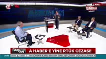 Erkan Tan'dan RTÜK'e ceza tepkisi
