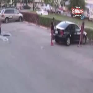 Kız arkadaşının yanında cinayete kurban gitti!
