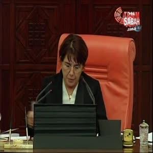 Anayasa teklifinin 8., 9., 10. ve 11. maddeleri kabul edildi