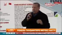 """Cumhurbaşkanı Erdoğan """"Emeği geçen herkesi tebrik ediyorum"""""""