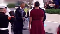 Melania Trump'ın esrarengiz hediyesi Michelle Obama'nın canını sıktı!