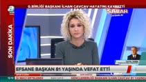 """Fatih Terim: """"Türk futbolu onu çok arayacak"""""""