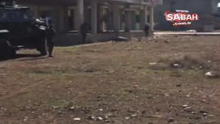 Mardin Kızıltepe'de terör operasyonunda çatışma anları