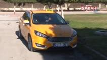Adana'nın kadın taksicisi görenleri şaşırtıyor