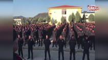 Suriyeli polislerden 'Erdoğan' sürprizi
