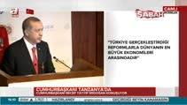 """""""Tanzanya ile Türk işadamları biraraya gelmelidirler"""""""