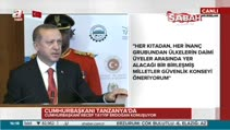 """""""Türkiye milli gelire göre en çok yardım eden ülkedir"""""""
