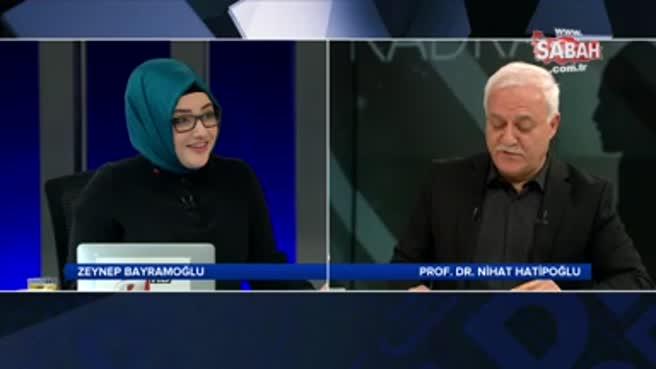 """""""Prof.Dr Hatipoğlu- Bizim rol modelimiz sevgili Peygamberimiz'dir"""""""