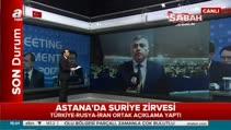 """""""Suriye'deki sorun askeri yöntemle çözülemez"""""""