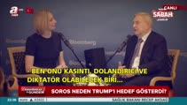 Gezi'nin patronu ABD Başkanı Trump'ı tehdit etti!