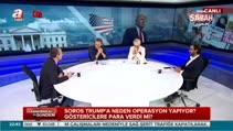 Trump Soros'u terörist ilan etti