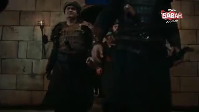 Diriliş Ertuğrul son bölümde Ertuğrul Gazi'den geceye damga vuran konuşma!