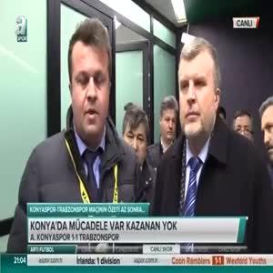 Atiker Konyaspor Başkanı'ndan özel açıklamalar